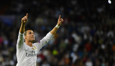 Ronaldo poised to overtake Raul as Real Madrid's all-time best scorer