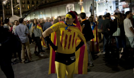 How the internet reacted to results of Catalonia's historic election