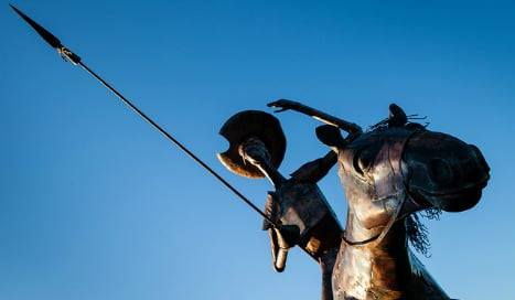 What Don Quixote has to say to Spain about today's migrant crisis