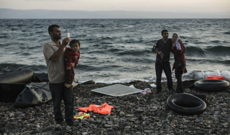 Images of drowned toddler spark soul searching over refugee crisis