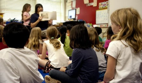 Spanish primary school kids rank top of the class for learning English