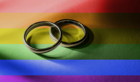 Spanish national police celebrates its first gay wedding on the force