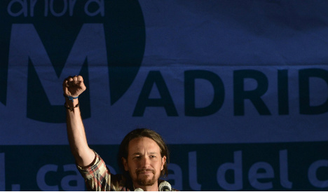 Spain's Podemos leader welcomes Jeremy Corbyn as likeminded 'ally'