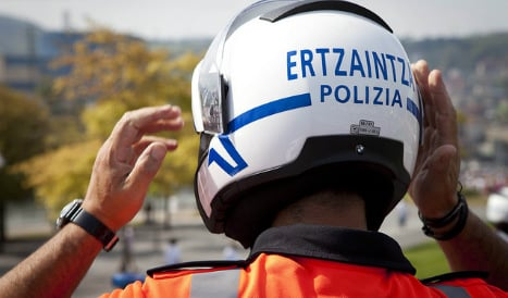 Syrian refugees found hidden inside refrigerated truck by Basque police