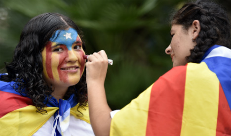 Madrid warns Catalans they'd 'lose Spanish nationality' if they secede