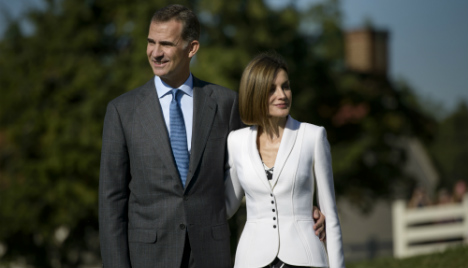 Spain's King and Queen embark on four-day visit to the United States