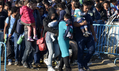 European mayors join forces: 'More must be done to help refugees'