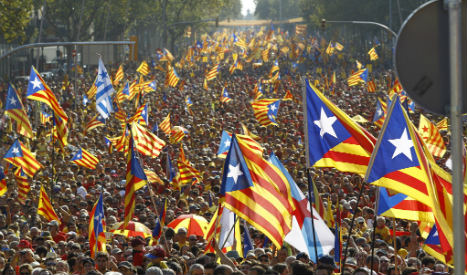 Threats and insults fly in the run up to Sunday's Catalan breakaway vote