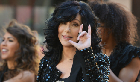 Cher wades into Catalan row: 'You can't put toothpaste back into tube'