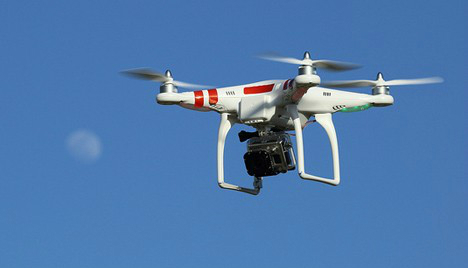 No drone zone: Madrid cancels its order for 'waste of money' drones