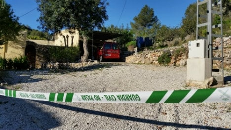 Man arrested over double murder of Brit expats at Costa Blanca villa