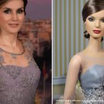 She's a (royal) Barbie girl! Queen Letizia honoured with very own doll