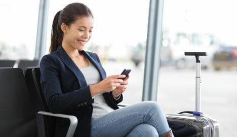 Free Wi-Fi now offered to travellers at a dozen airports across Spain