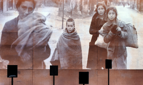 Spanish Civil War refugees given memorial at French camp of shame