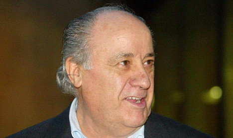 Spanish fashion tycoon overtakes Bill Gates to top world's rich list