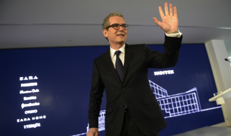 Spanish CEO rockets up corporate leader rankings to world number 3