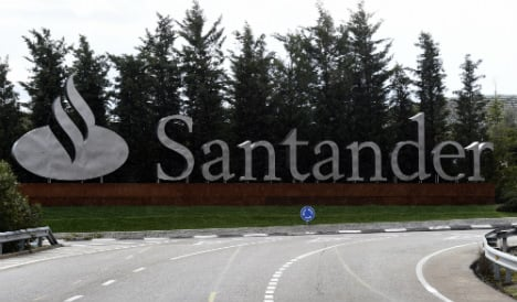 Santander profits surge as bank rides high on Spain's recovery