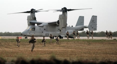 USA boosts its military presence at Spain base to avoid Benghazi repeat