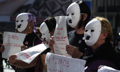 48 women killed in 2015: The truth about domestic violence in Spain