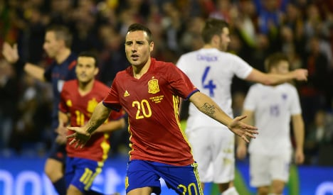 Belgium-Spain match cancelled due to security fears after Paris attacks
