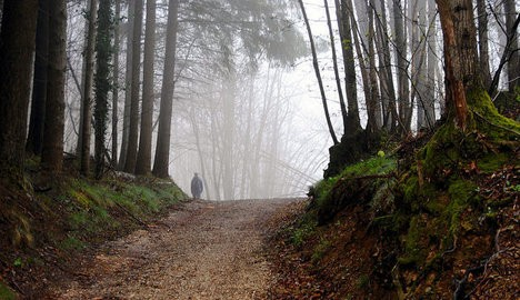'Dead' Spanish doctor found alive in tent in Italian forest after 19 years