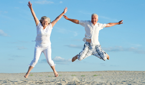 Want to know the secret to long life? Live in Spain