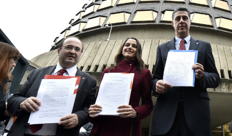 Top Spanish court rejects blocking motion on Catalan independence