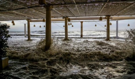 Wind, rain and waves: Spain suffers severest storms in over two decades