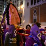 Spanish feminists offend Catholics with giant plastic vagina protest