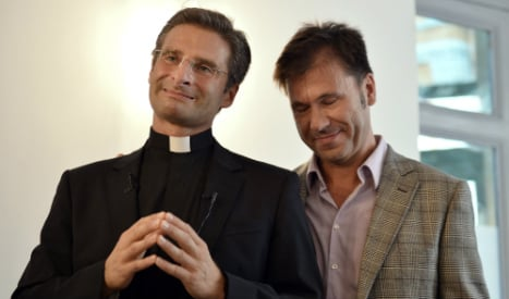 Sacked Vatican priest urges change in 'new manifesto for gay liberation'
