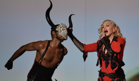 Spain welcomes matador Madonna as popstar vows 'show must go on'