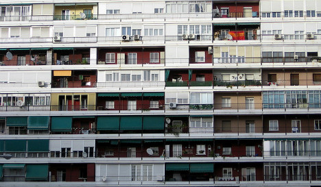 Spain: A nation where two-thirds of population are flat-dwellers