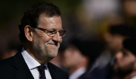 Catalan independence threat could boost Prime Minister Rajoy in polls