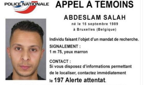 France warns that fugitive Paris terrorist could be on way to Spain