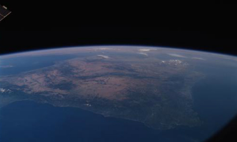 Astronaut's view: 15 breathtaking photographs of Spain from space