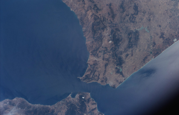 Astronaut's view: 15 breathtaking images of Spain from space