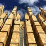 January: A great shot of the cathedral in Palma de Mallorca. Photo: Sigrid Beckmann/Instagram