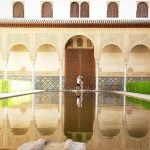 July: A great symmetry shot from the Alhambra, Granada.Photo: rondi_lo/Instagram
