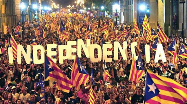 Spain's Constitutional Court annuls Catalan independence motion