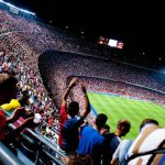 2. Camp Nou: There are a lot of football fans on Instagram it seems. The home of FC Barcelona appeared 153,461 times in 2015!Photo: Philipp Rümmele/Flickr