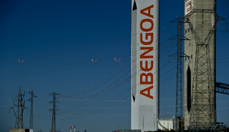 Struggle of Spanish firm Abengoa puts thousands of jobs at risk