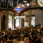Madrid closes iconic Sol metro station to beef up New Year security