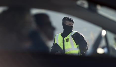 Moroccan arrested in Pamplona for planning to join Isis and go to Syria