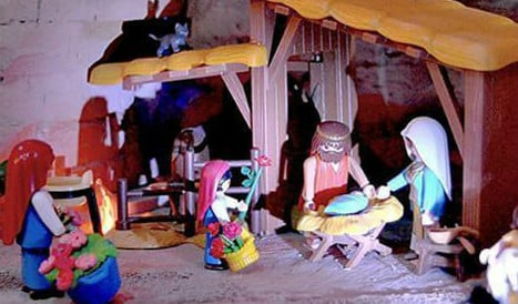 Seven of the quirkiest Christmas nativity scenes on display in Spain
