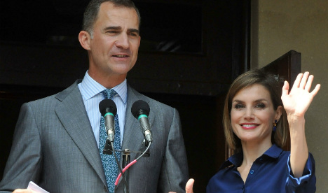 Spanish royals to embark on State Visit to the United Kingdom