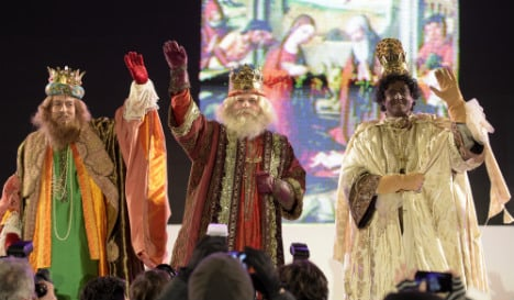 Black actor to replace 'blacked up' politican in Christmas kings parade