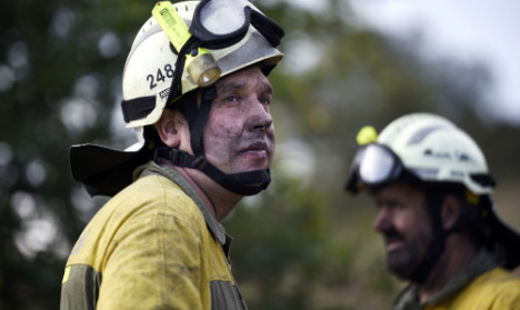Rain in Spain finally comes to the rescue in battle against wildfires