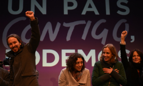 Podemos insists 'Spain will never again be subordinate to Germany'