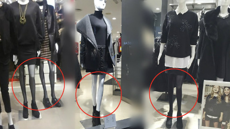 Inditex pulls 'anorexic mannequins' after tens of thousands sign petition