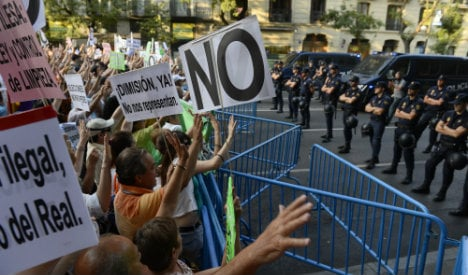 Corruption in Spain: Graft scandals could cost traditional parties dear